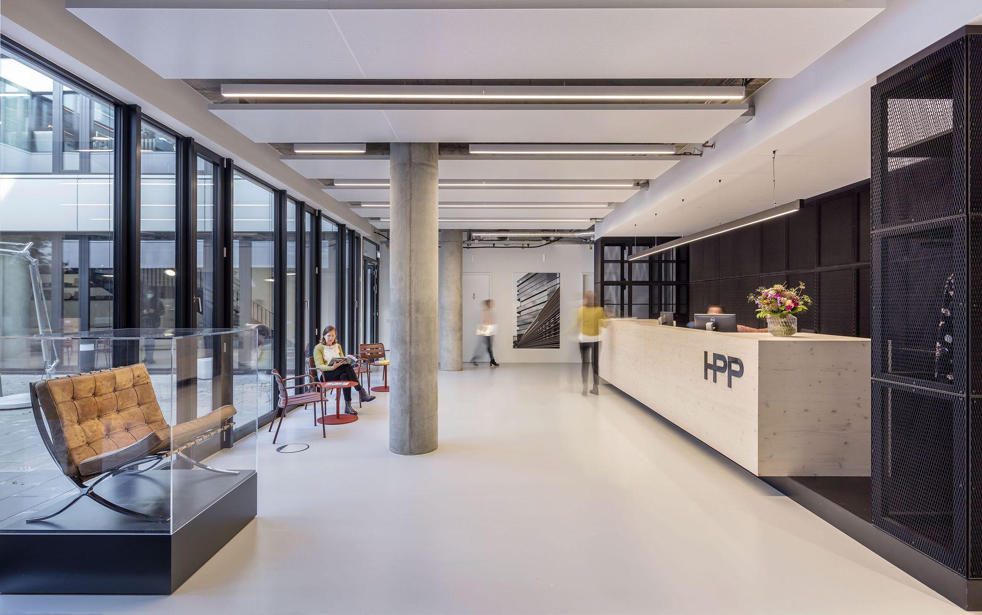 Tag der Architektur Einblicke ins HPP Headquarter   HPP Architekten