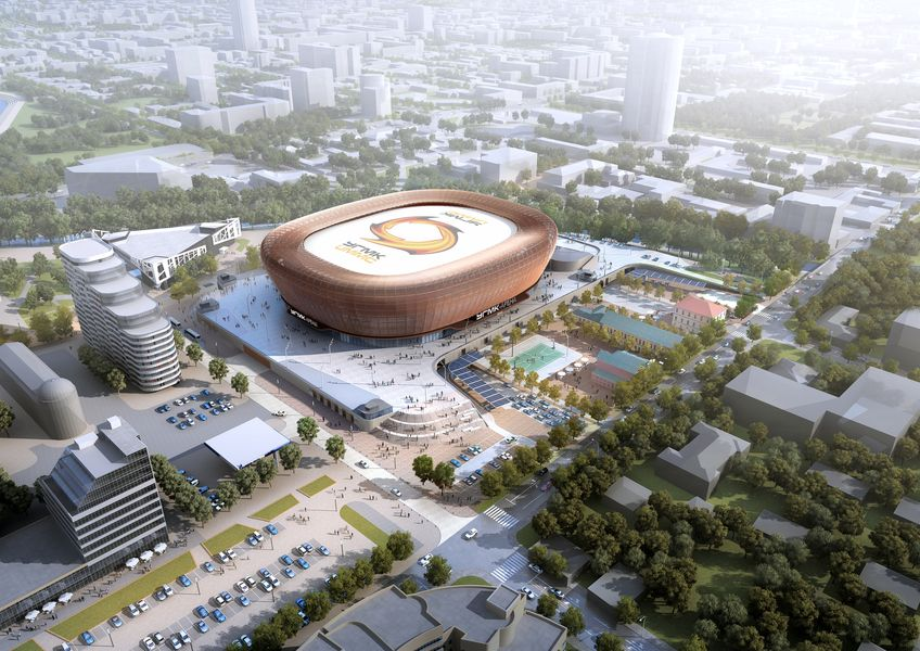 Multifunctional Arena Jekaterinburg