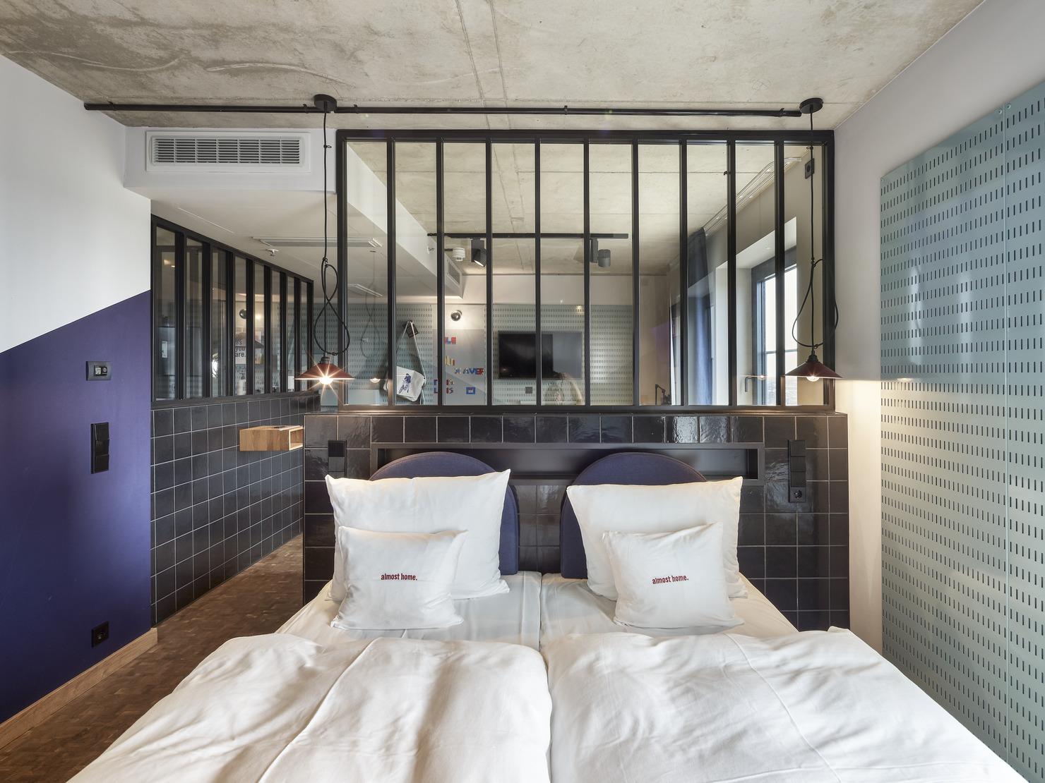 21 Hours Hotel   HPP Architekten