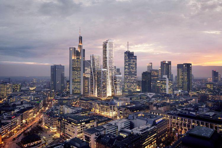 Visualisation FOUR Frankfurt