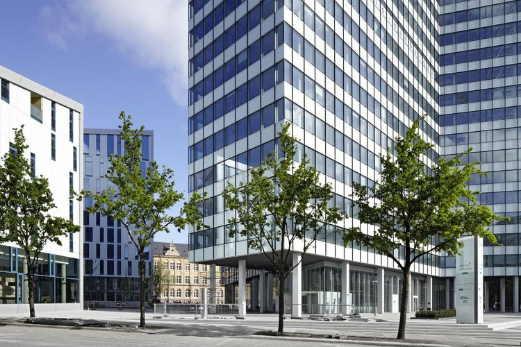 Elevation Emporio Tower, Hamburg