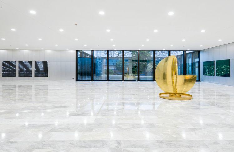 Lobby TÜV Rheinland Köln