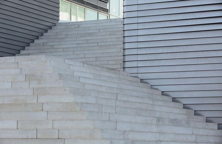 Aussenaufnahme Treppe